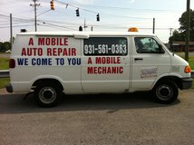 "A-""MOBILE"" AUTO REPAIR -- We Come To You- in Clarksville, Tennessee"