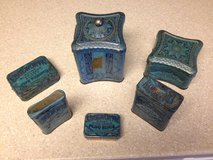 Edgeworth Tobacco Tins in Beaufort, South Carolina