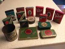 Misc Tins in Beaufort, South Carolina