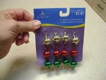 Miniature Christmas Ornaments - Original Packaging in Houston, Texas