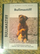Bullmastiff Book brand new/never used condition $9 in Fort Bliss, Texas