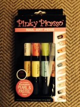 Pinky Picasso Nail Art Pens in Oswego, Illinois